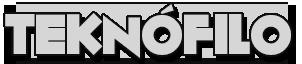 Logotipo letras Teknófilo