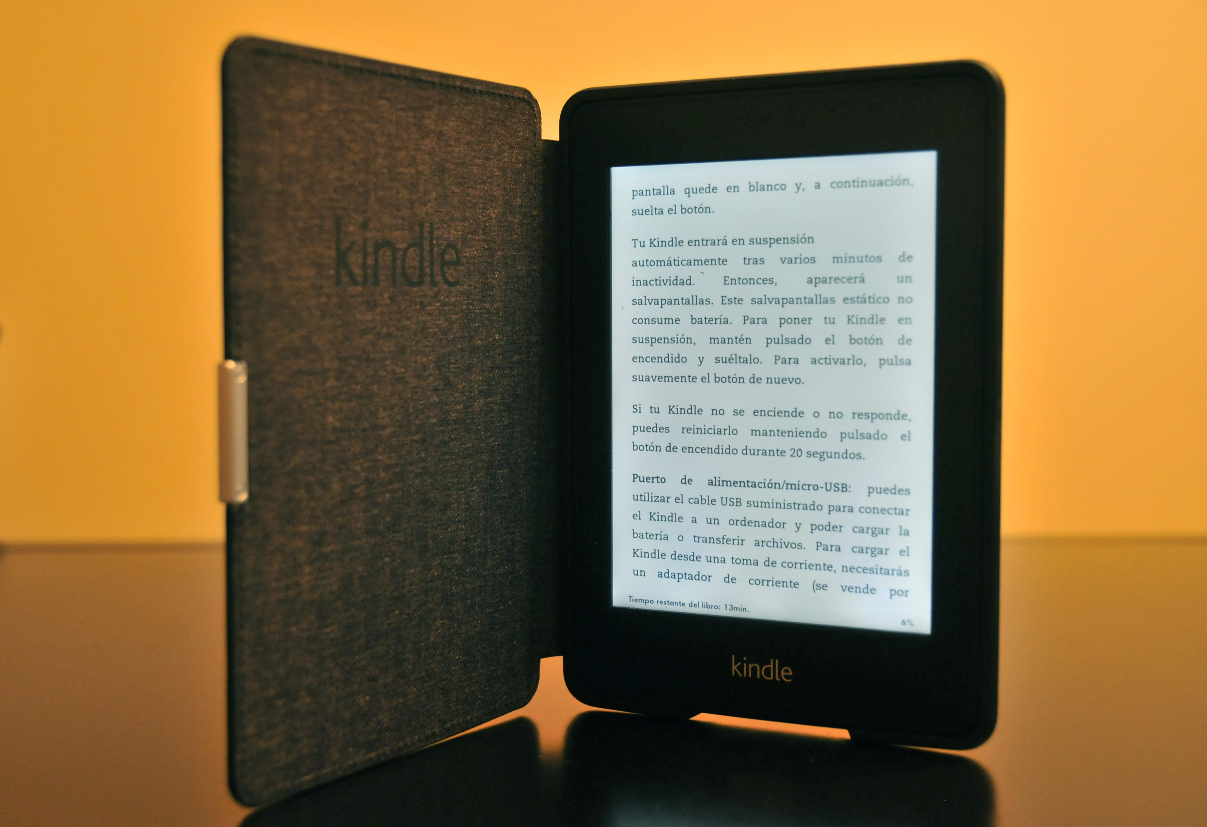 Funda Kindle Paperwhite