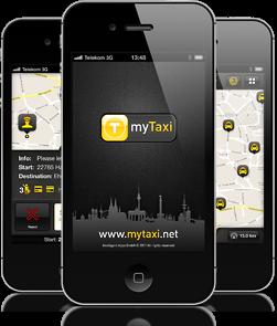 Aplicación MyTaxi