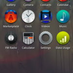 Iconos en Firefox OS