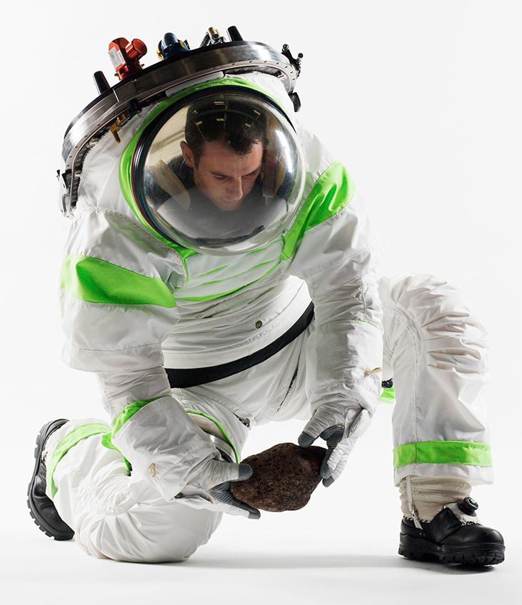 Traje Z1 de la NASA