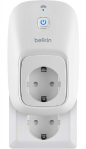 Belkin enchufe controlable por Internet