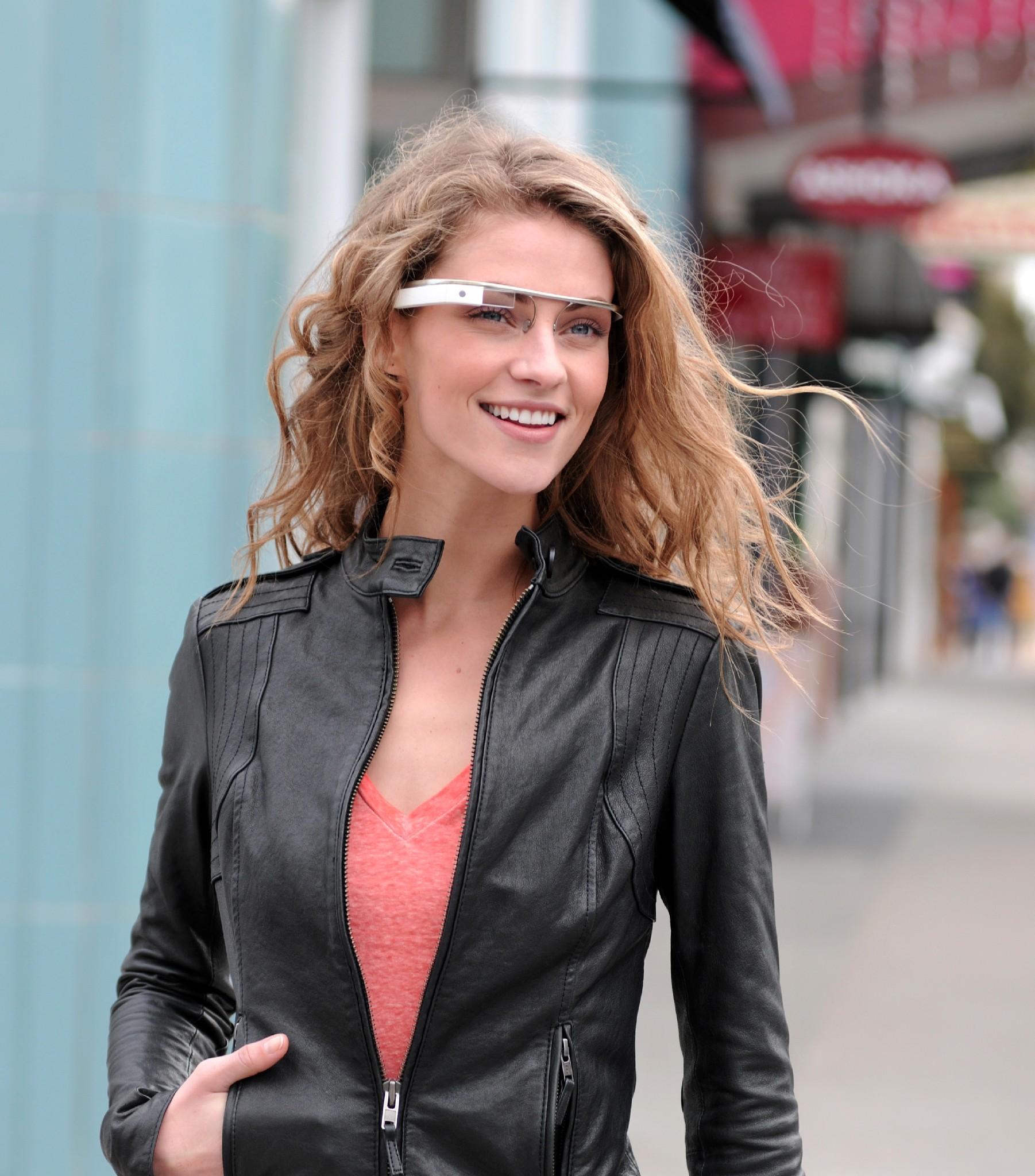 Proyecto Glass de Google