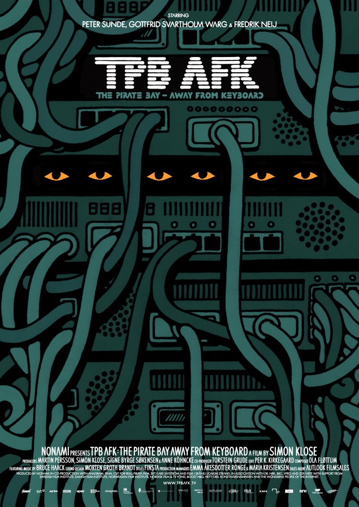 Documental The Pirate Bay Away From Keyboard