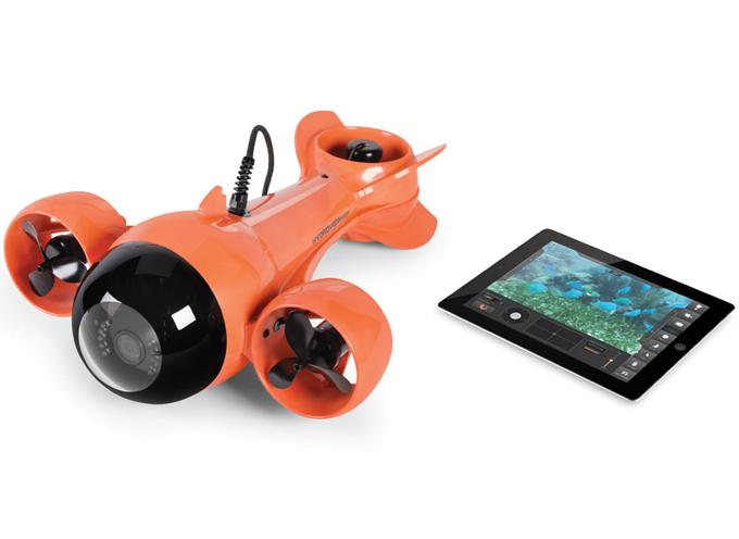 Submarino grabador