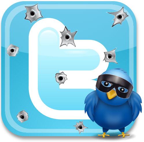 Twitter hackeado
