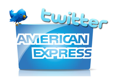 Twitter American Express
