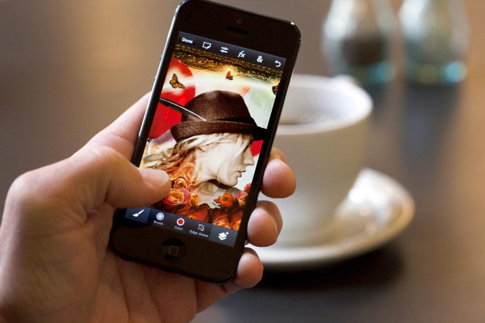 Adobe Photoshop Touch para teléfonos