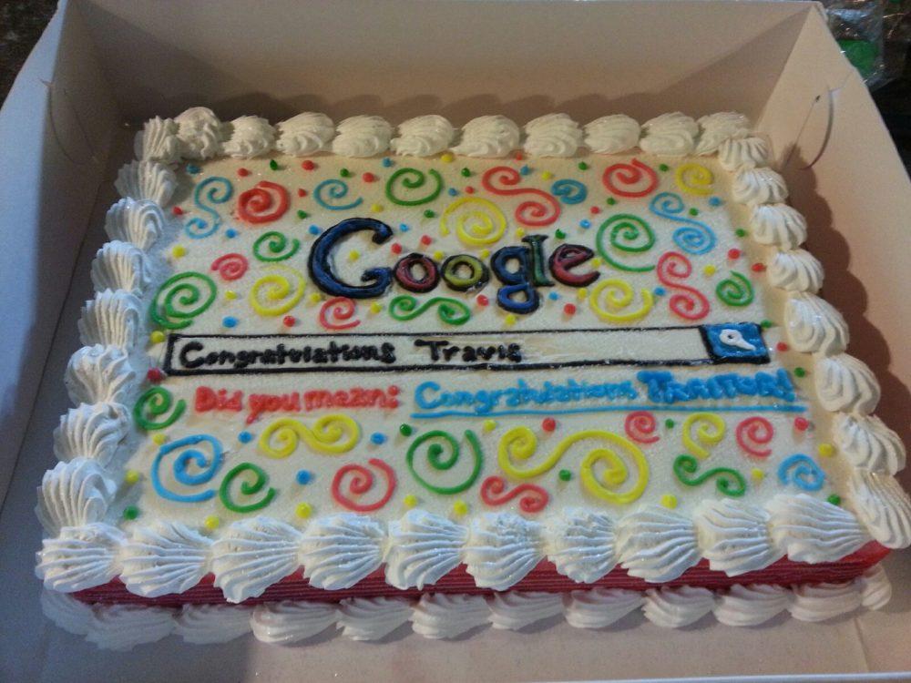Tarta Google