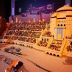 Episodio I en Lego