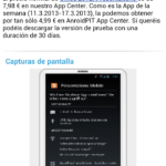 Analisis AndroidPIT