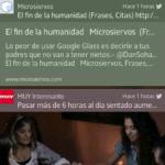 Socialife en Sony Xperia Z