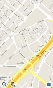 BlackBerry Torch 9860 - Google  Maps