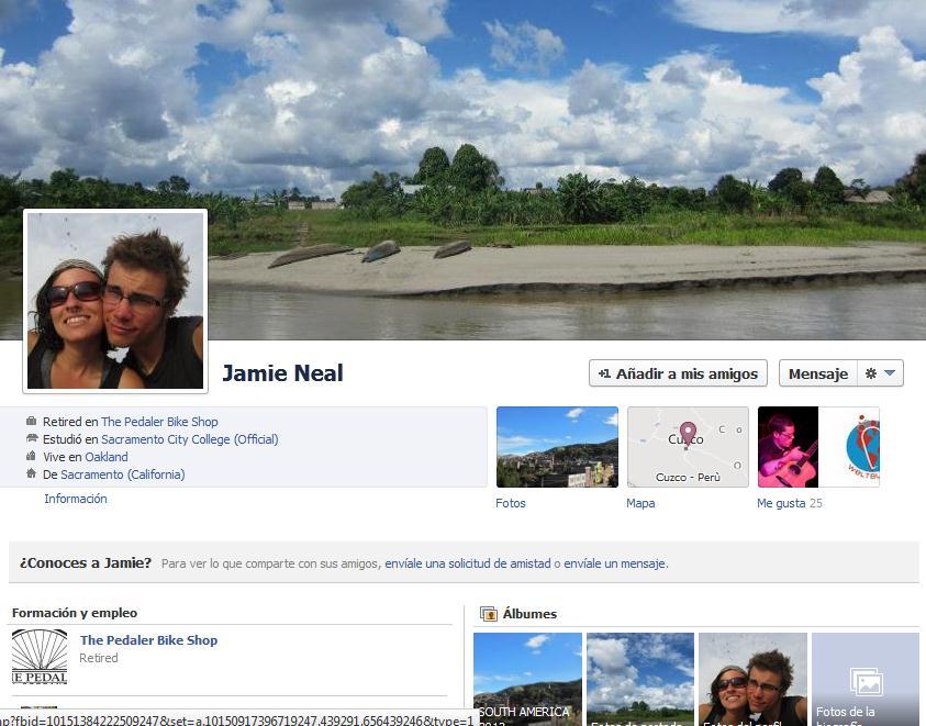 Jamie Neal Facebook