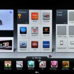 Página principal Smart TV en LG 55LM860V