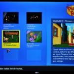 Disney Channel en LG-55LM860V