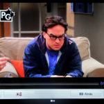 Serie de TV en Vínculo de Medios en LG 55LM860V