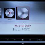 Reproductor música en LG 55LM860V