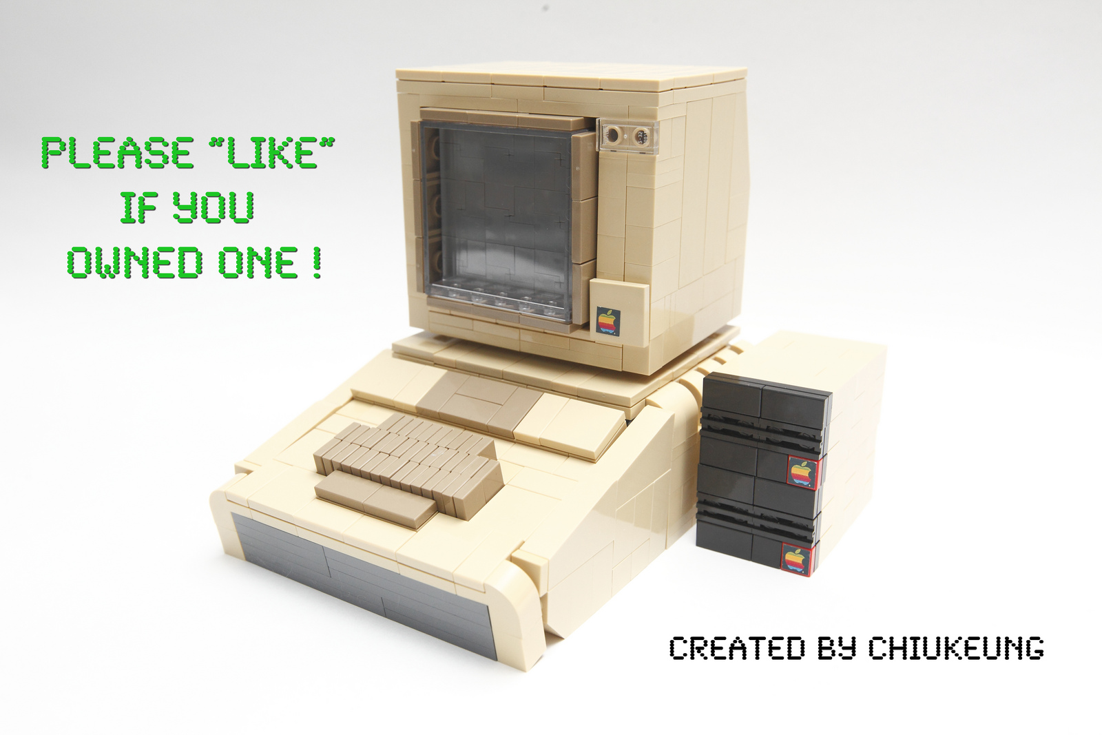 Lego Apple II