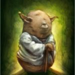 La patata Yoda