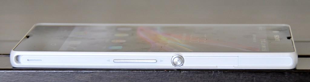 Sony Xperia Z lateral derecho