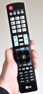 mando a distancia convencional