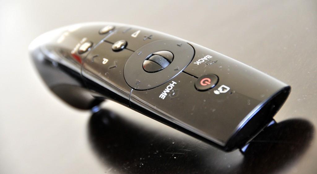 mando a distancia magico