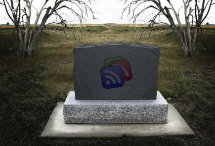 El fin de Google Reader