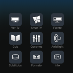 App MyRemote para Philips Smart TV