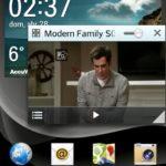 LG Optimus L9 - Qslide app Vídeo