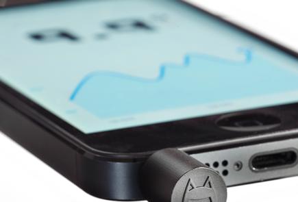 Thermodo, termómetro para smartphones