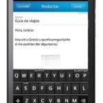 CCalavera para BlackBerry