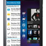 Calavera para Blackberry