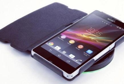 Funda carga Ipan Ipan para Sony Xperia Z