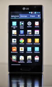 LG Optimus L9 - aplicaciones