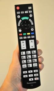 Panasonic Smart TV - Mando 1