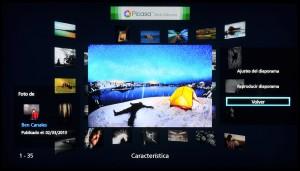 Panasonic Smart TV - Picasa
