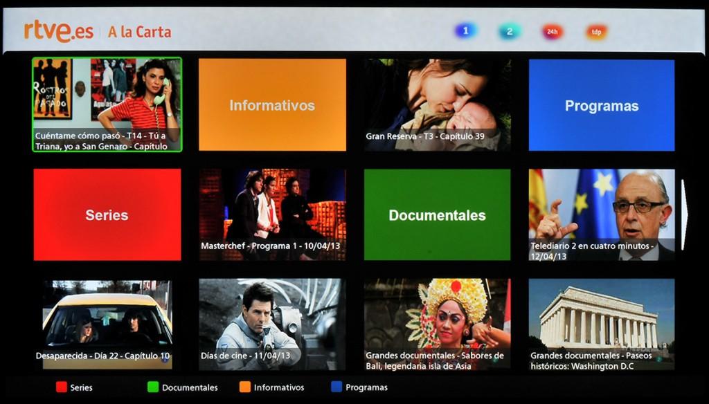 Análisis de las principales plataformas Smart TV (parte III