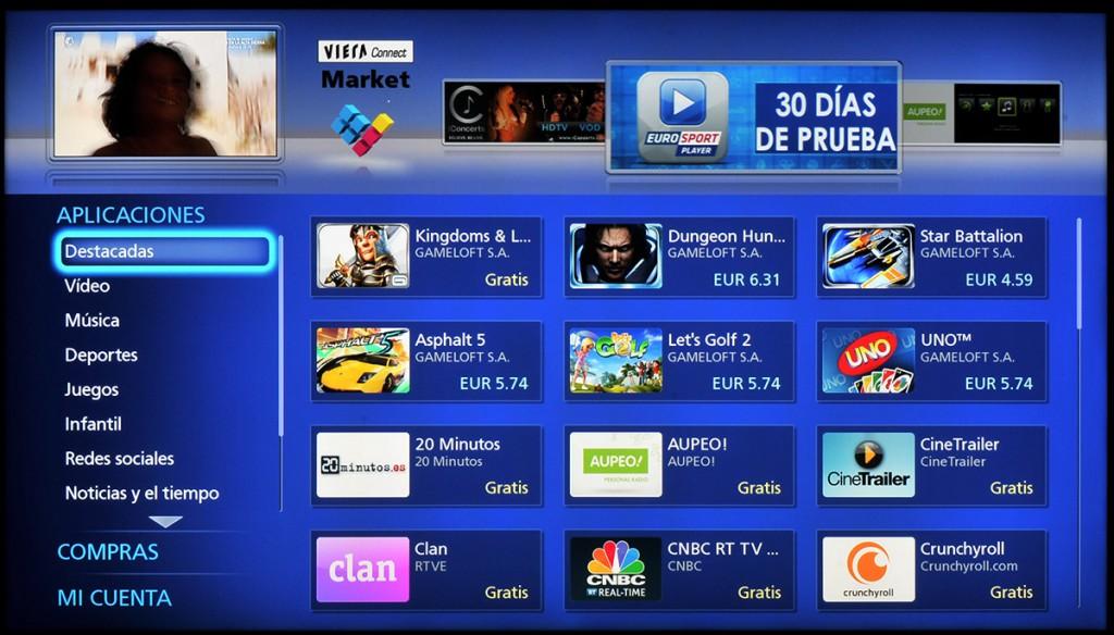 Panasonic Smart TV - Vieta Connect Market