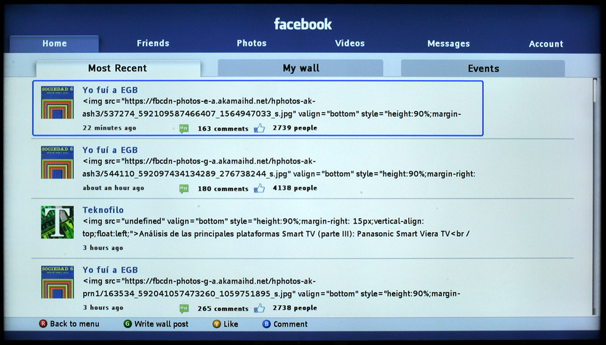 philips smart tv facebook tekn filo