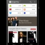 Google Play Home