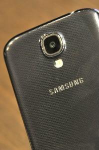 Samsung Galaxy S4 - Atrás