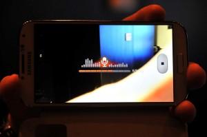 Samsung Galaxy S4 - Sound And Shot