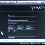 Samsung Smart TV Browsermark 2.0
