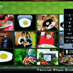 Samsung Smart TV Cocina