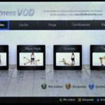 Samsung Smart TV Fitness