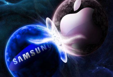 Samsung vs. Apple