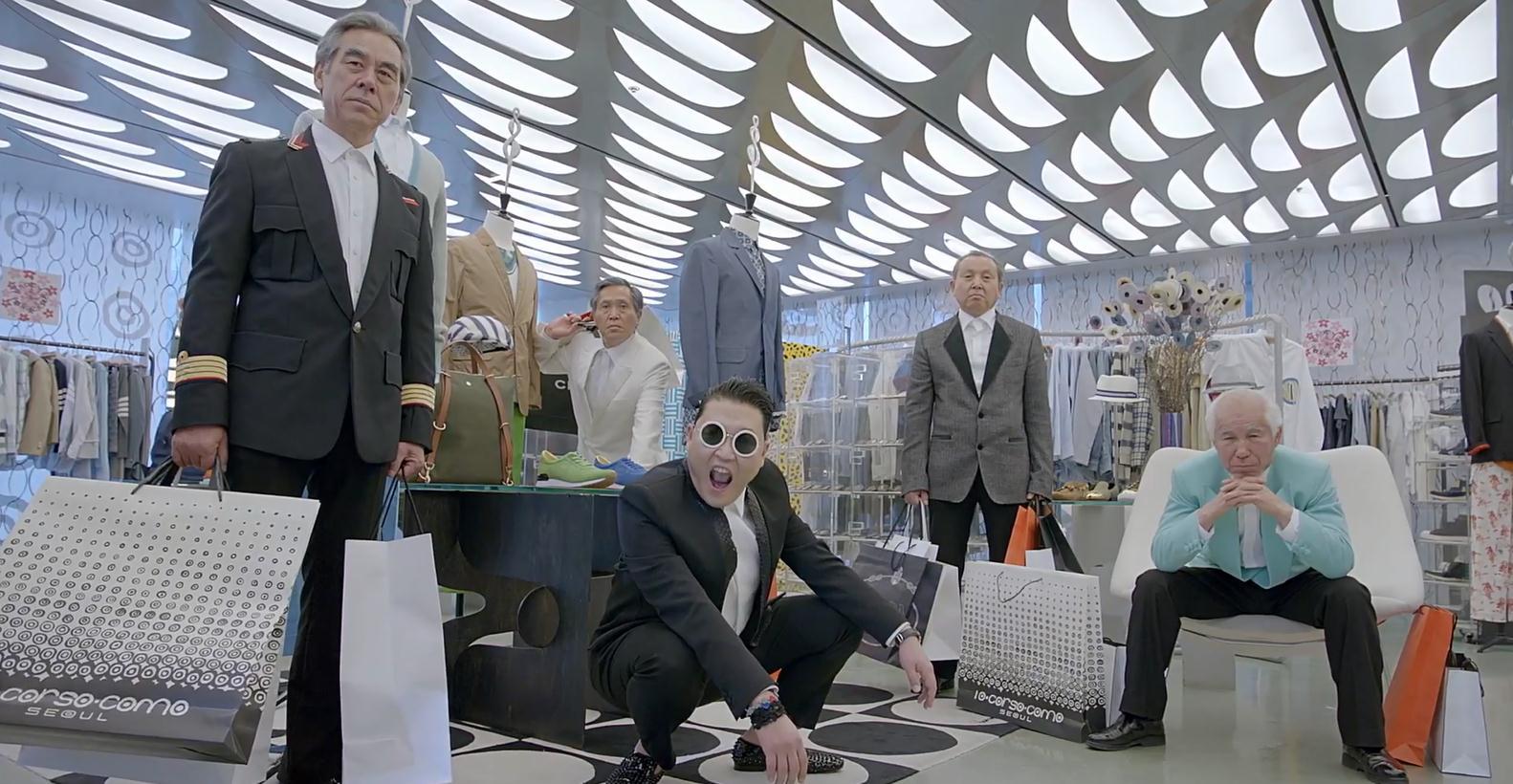 Gentlemen M/V de Psy
