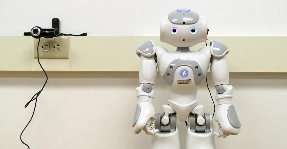 Robots contra el autismo
