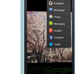 Facebook Home en HTC First